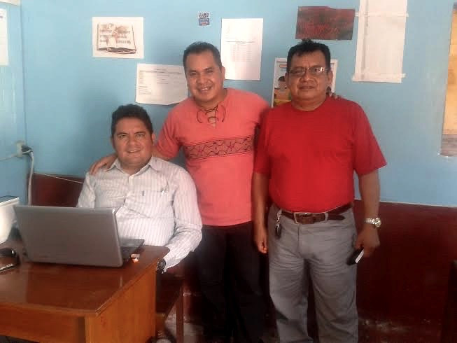 The dedicated leadership of AIDI, our local Peruvian partner.