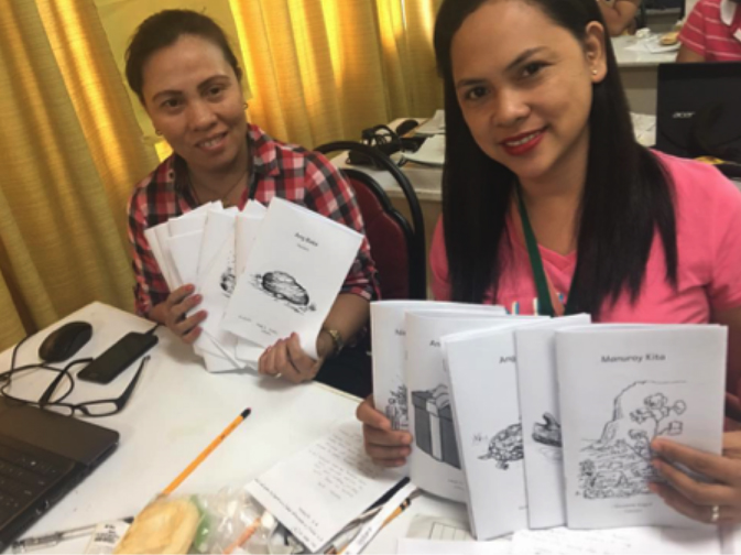 Enabling writers authors in the philippines