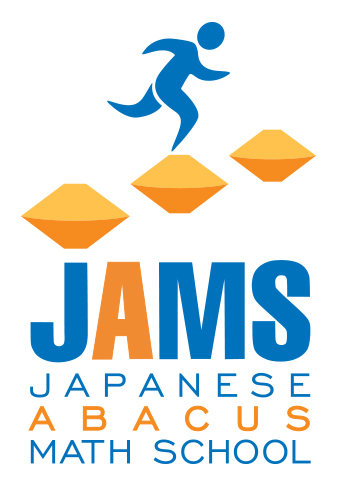 Japanese Abacus Math School Logo