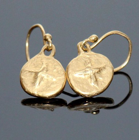 Raised Cross Earrings.jpg