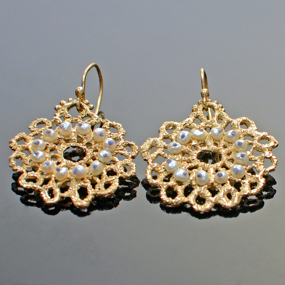 Old LAce and Lavender Silk Earrings (3).jpg