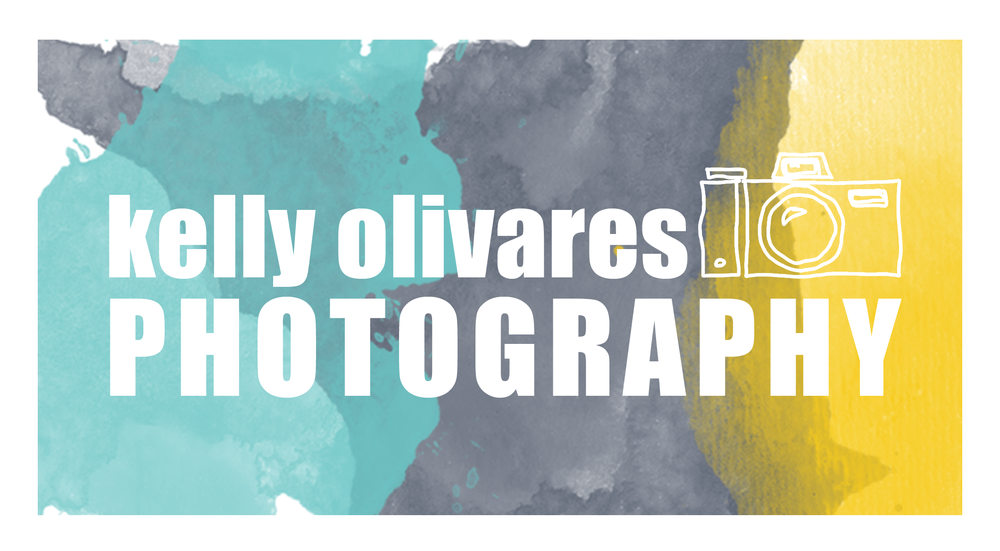 Kelly Olivares Photography Logo 2015