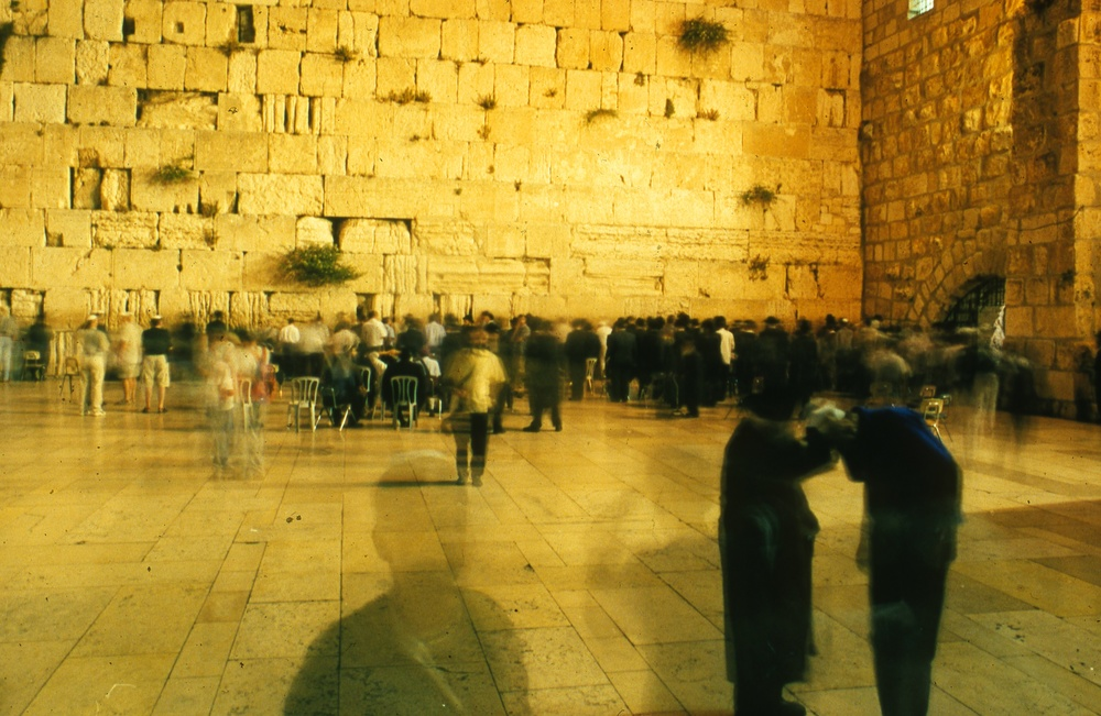 Wailing Wall, Israel