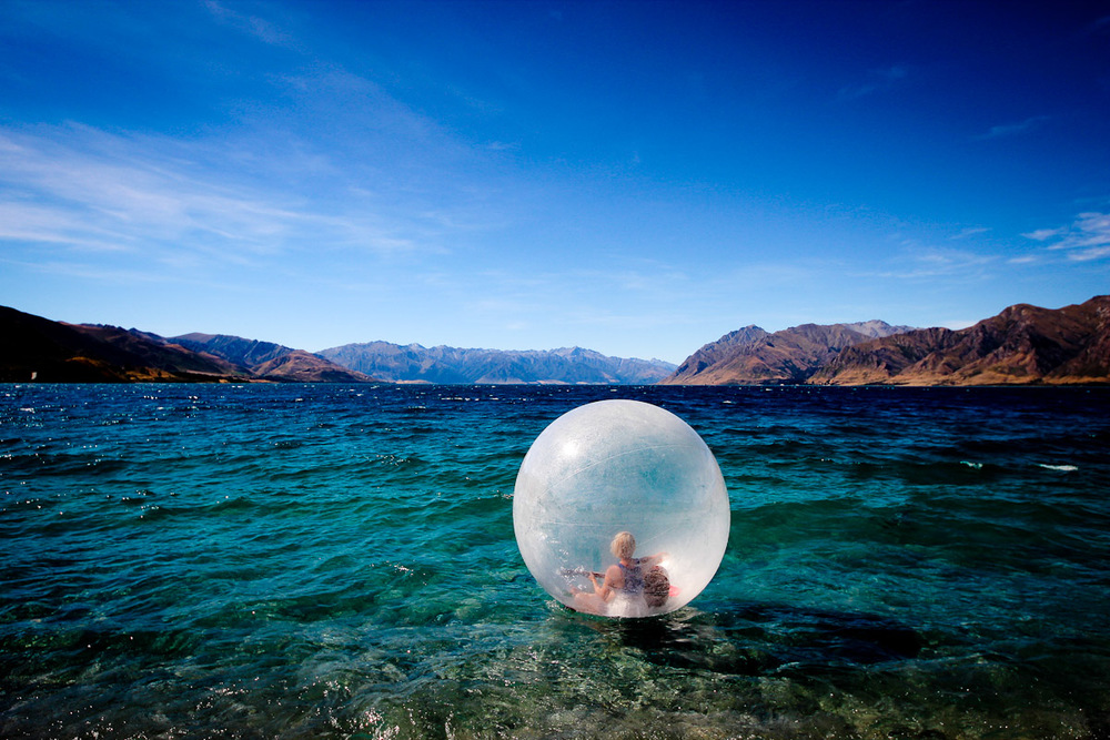 Music in a bubble