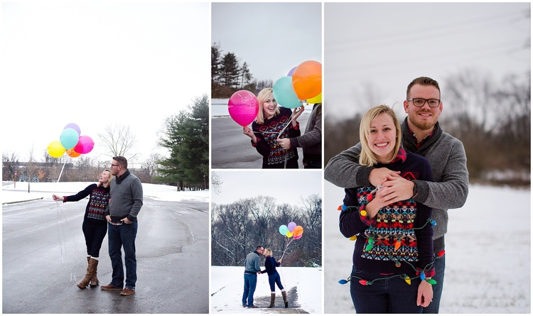 What To Wear Engagement Brett Loves Elle Columbus Wedding