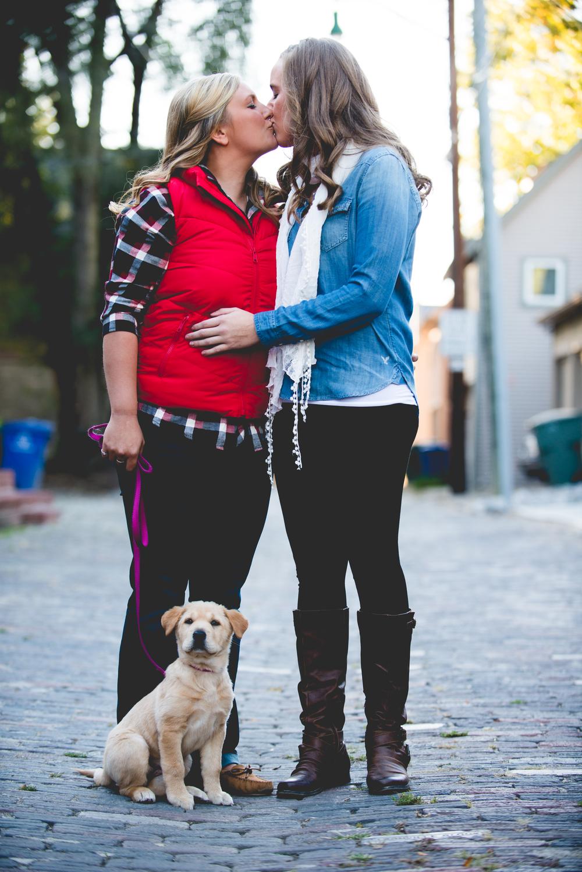 Ash+Danielle Engaged
