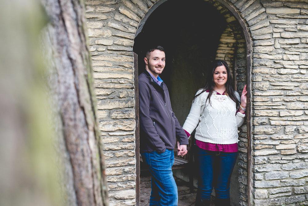 Stephanie+Drew  Engaged
