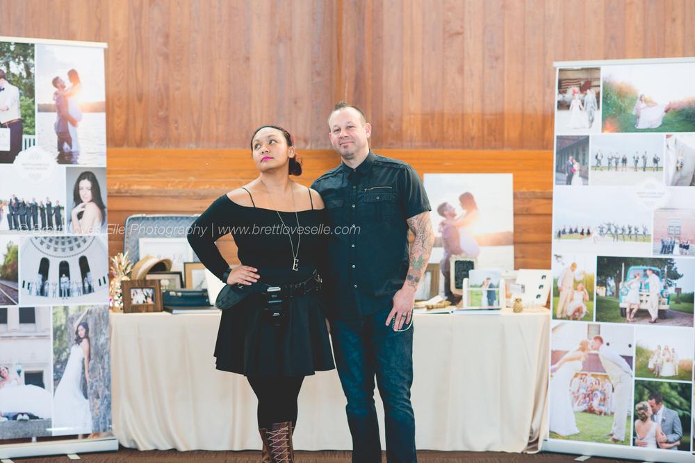 Brett and Elle, Columbus Wedding Photographers