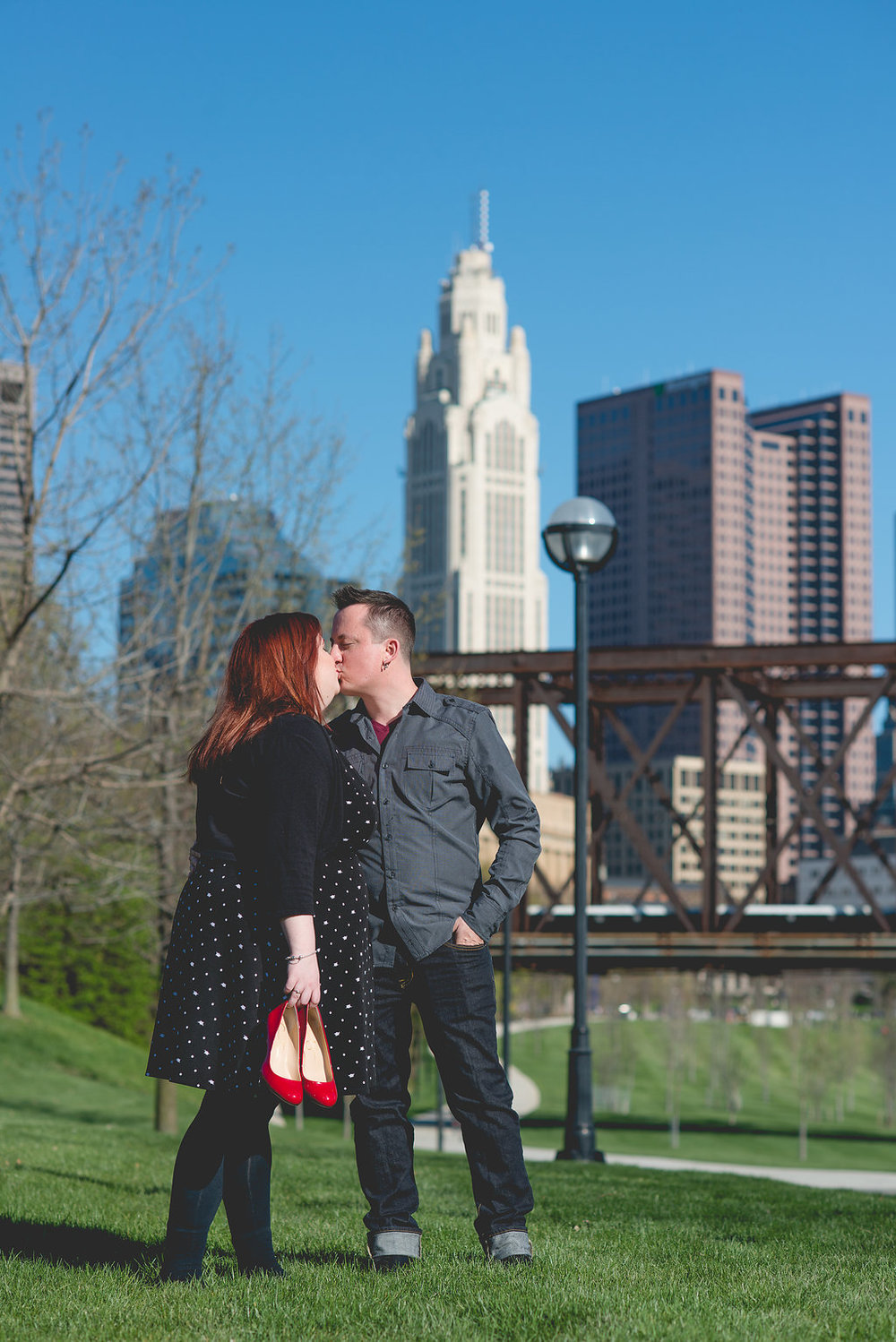 Emily+Tommy Engaged!