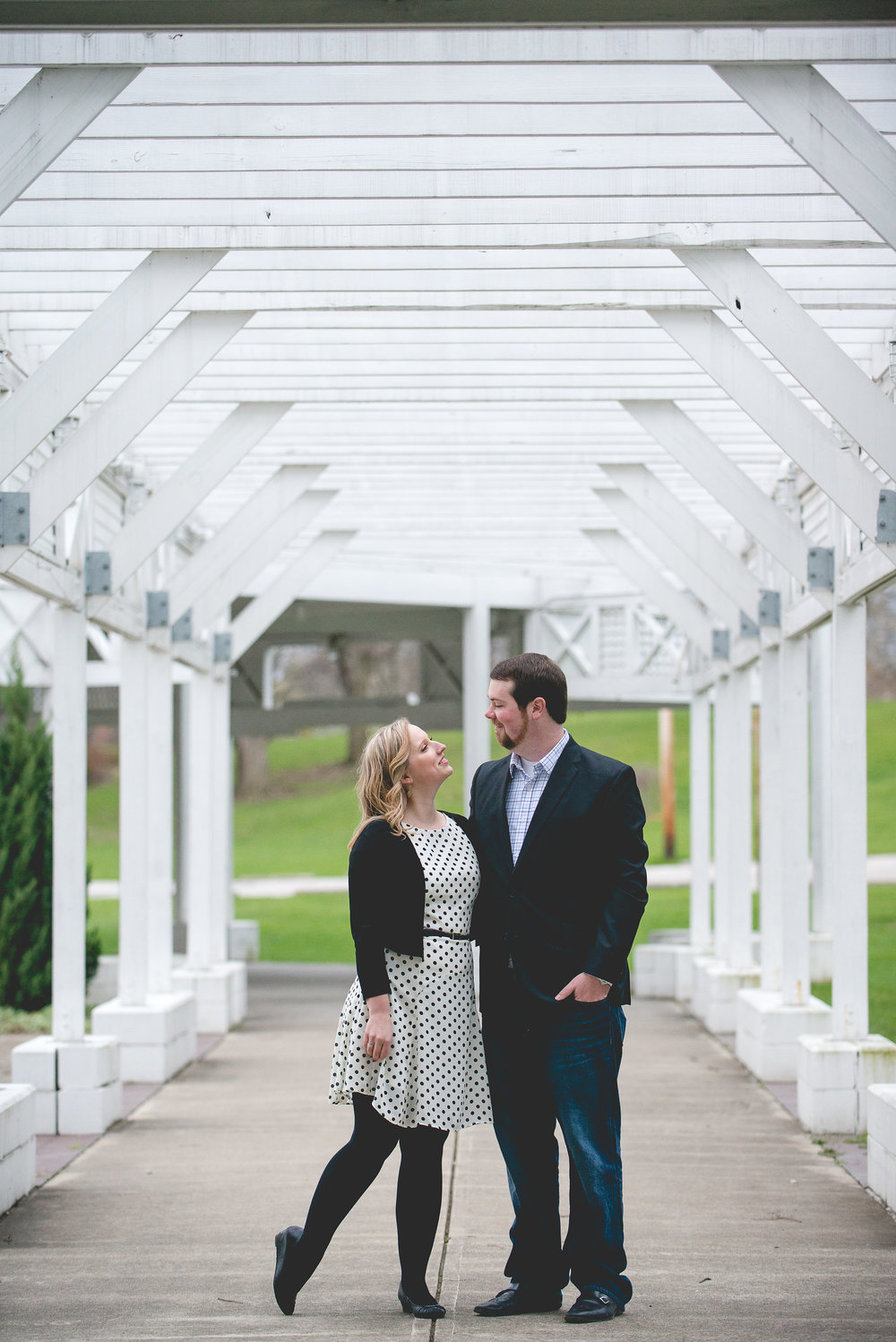 Colleen + Michael |Engagement Shoot