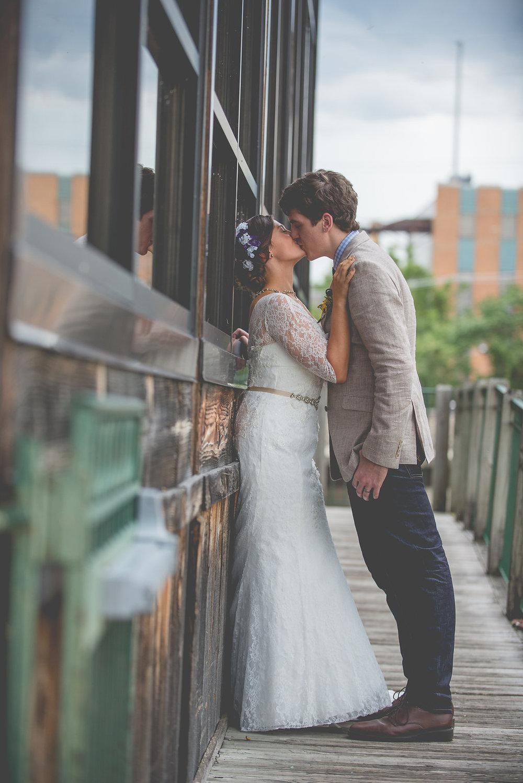 Jessica+Kyle | Wedding Day  | Bride+Groom Portraits