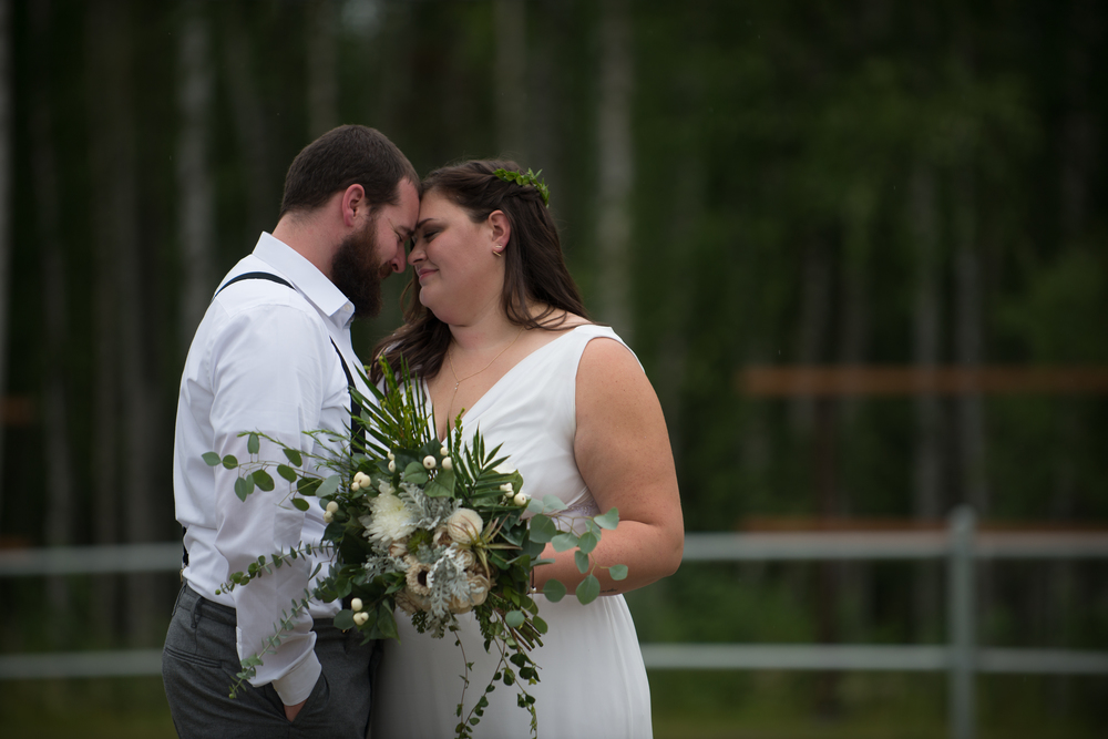 Alaska Wedding Photography