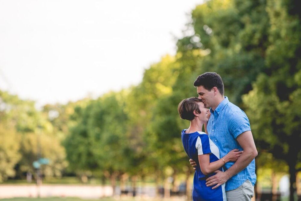 Brett Loves Elle Photography, Columbus Engagement Photography, Columbus Wedding Photography, Arch Park, Arena District