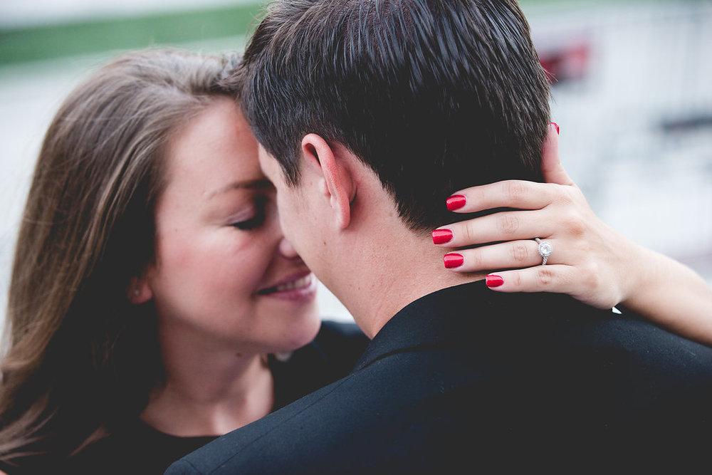 Rachel+Johnny Engaged