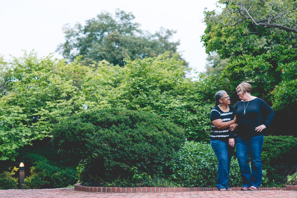 Cheryl+Lisa Engagement Session Previews