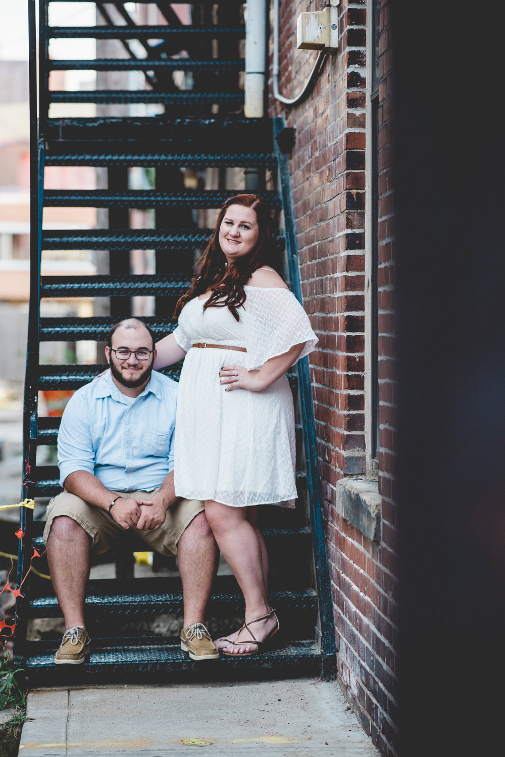 Nina+Josh Engagement Previews