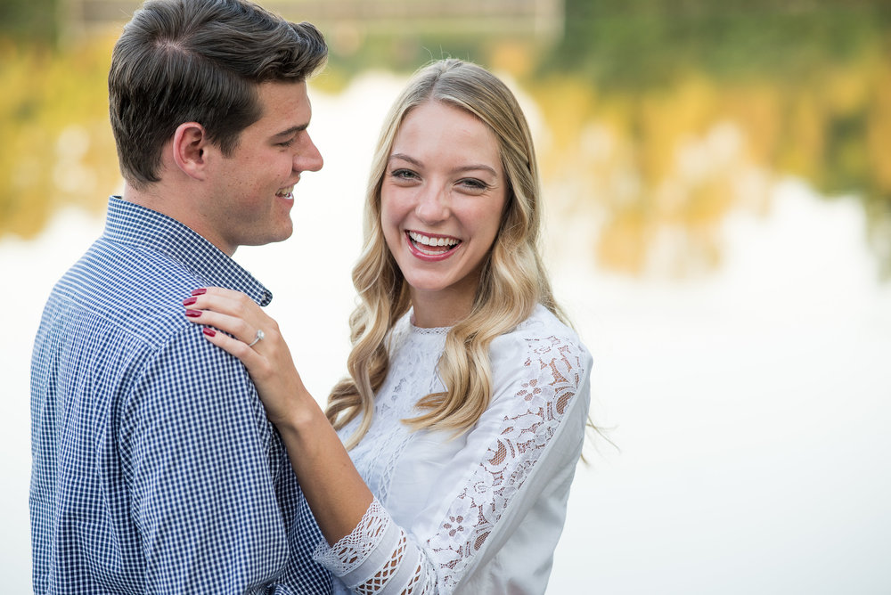 Baylie+Will Engagement Session