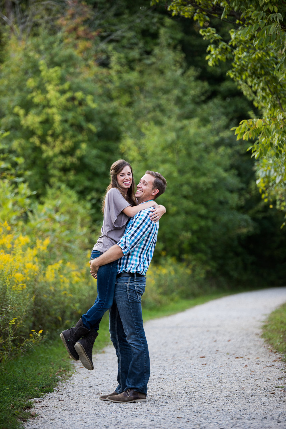 Lauren+Brett Engagement Finals