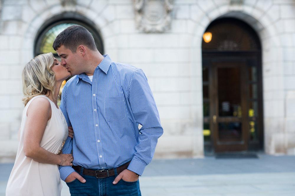 Brittay + Jason | Engagement Sessino Previews