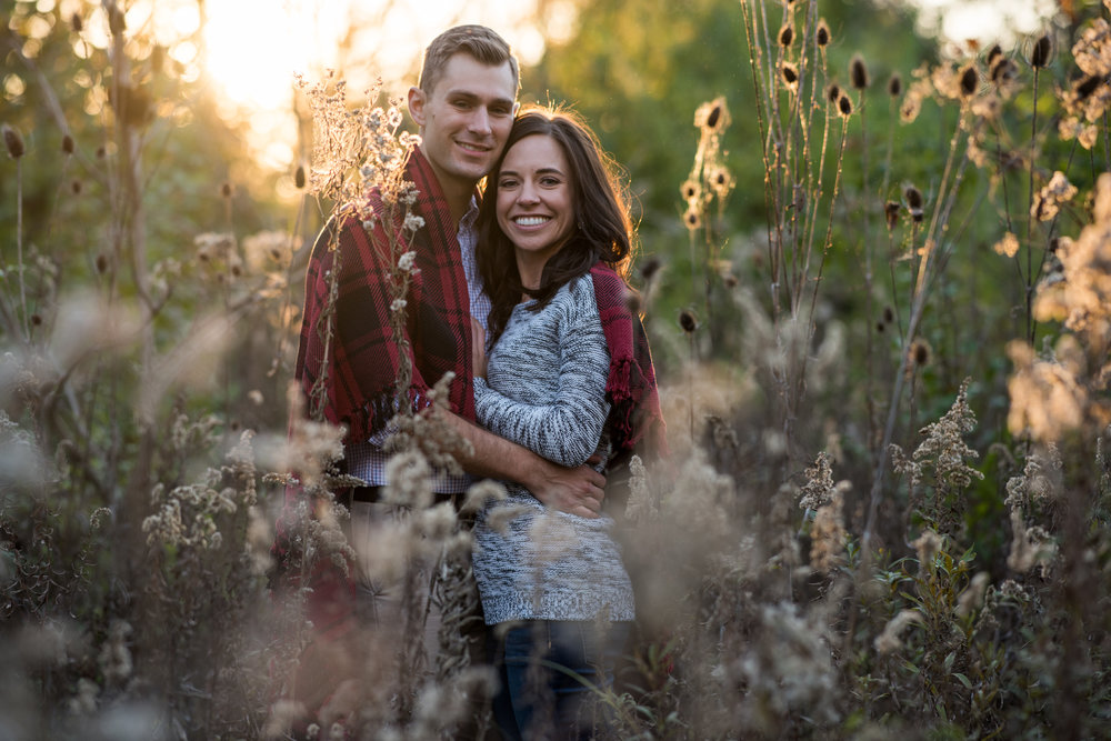 Mackenzie+Geoff Engagement Session Previews