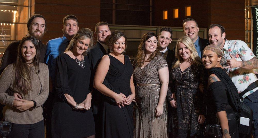Daniel & Gina, Kara & Kyle, Darci & Kory, Amanda & Nick, Pamela & Mike, Elle & Brett.