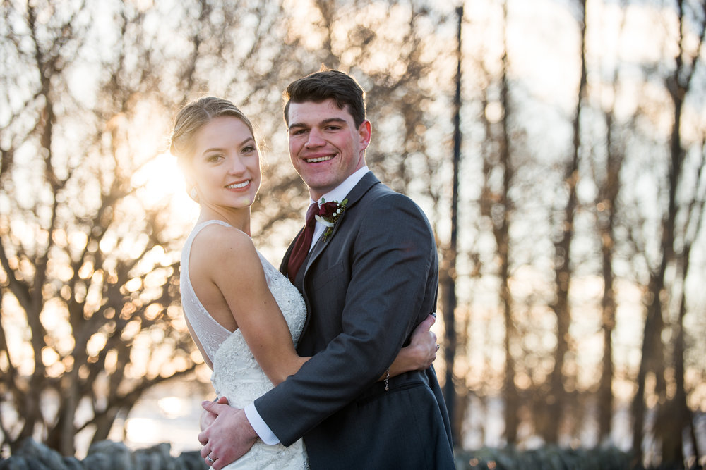 Baylie + Will | Wedding Day Previews