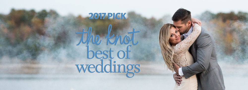 Brett Loves Elle Photography, The Knot Best of Weddings 2017, Columbus Wedding Photographers