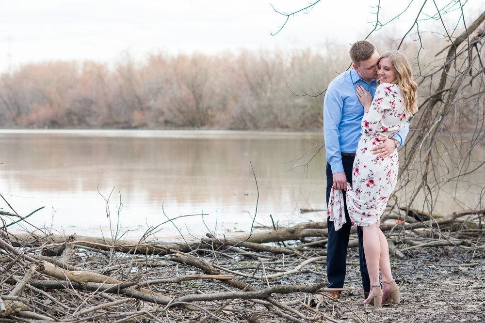 Sydney + Harley Engagement Session Previews