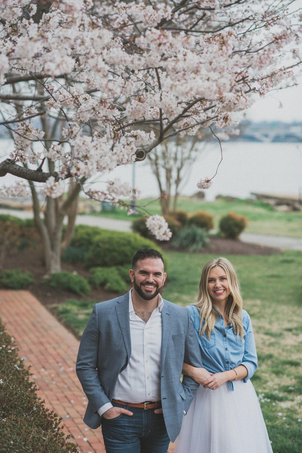 Rachel+Zack Engagement Session Previews