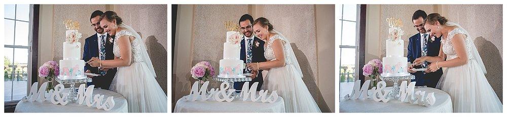 Lauren and Max Wedding - Reception