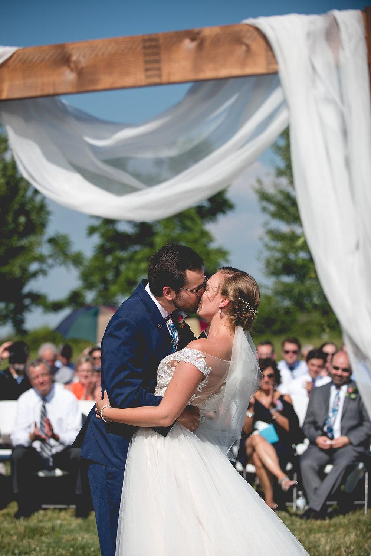 Lauren and Max Wedding - Ceremony
