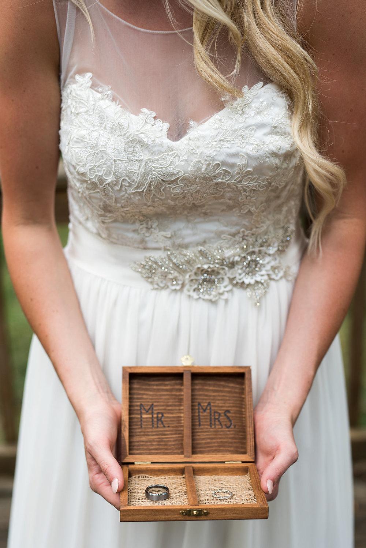 Vivien + Austin Wedding - Bride and Groom
