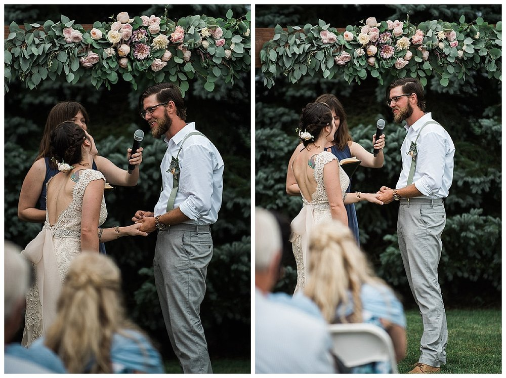 Courtney+Quentin Wedding Ceremony