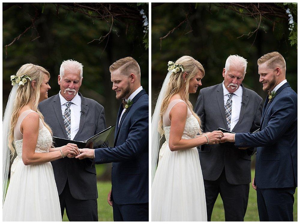 Vivien + Austin Wedding - Ceremony