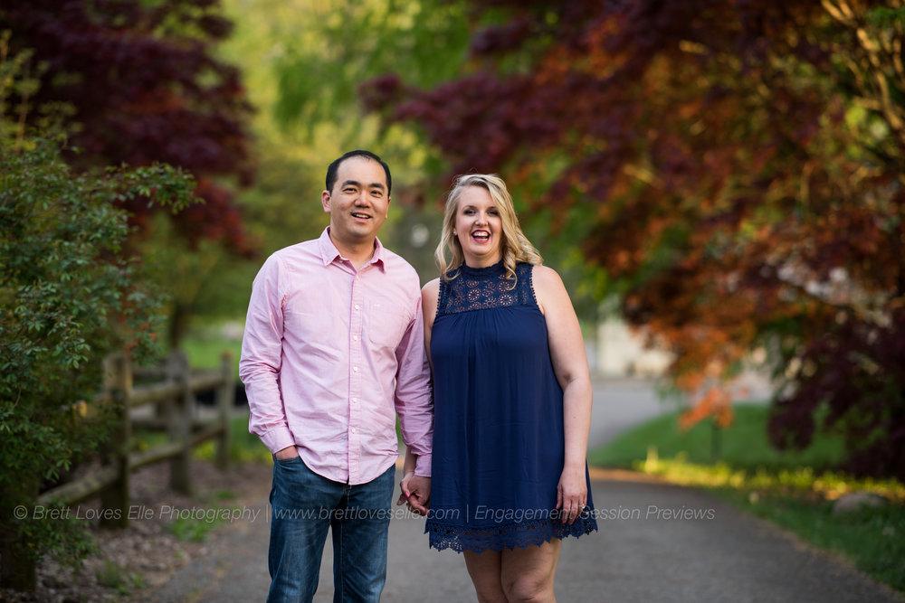 AMY+KAI ENGAGEMENT PREVIEWS