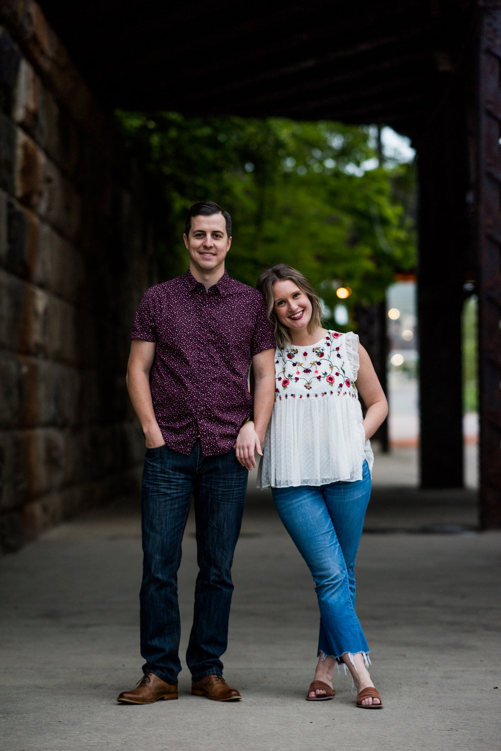 SARAH+MATT ENGAGED PREVIEWS