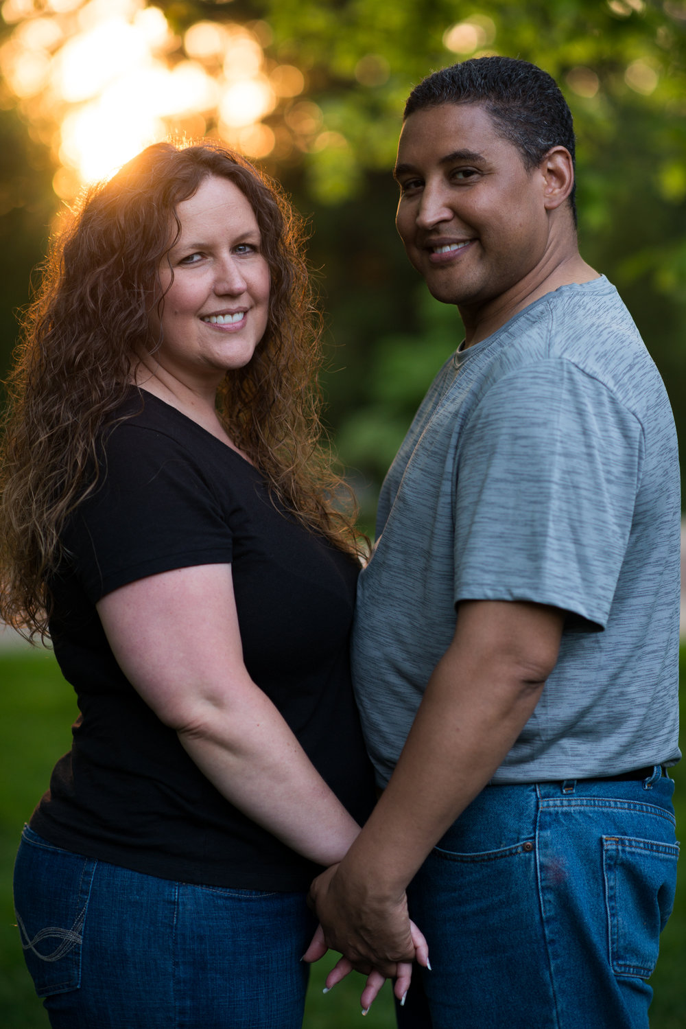 Rhonda+Jeff Engagement Session Previews