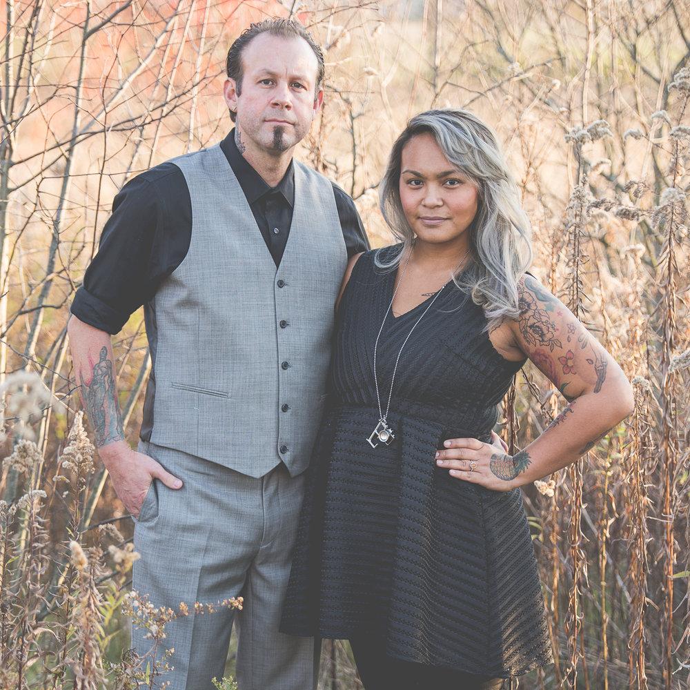 brett loves elle columbus wedding photographers ohio wedding photographers