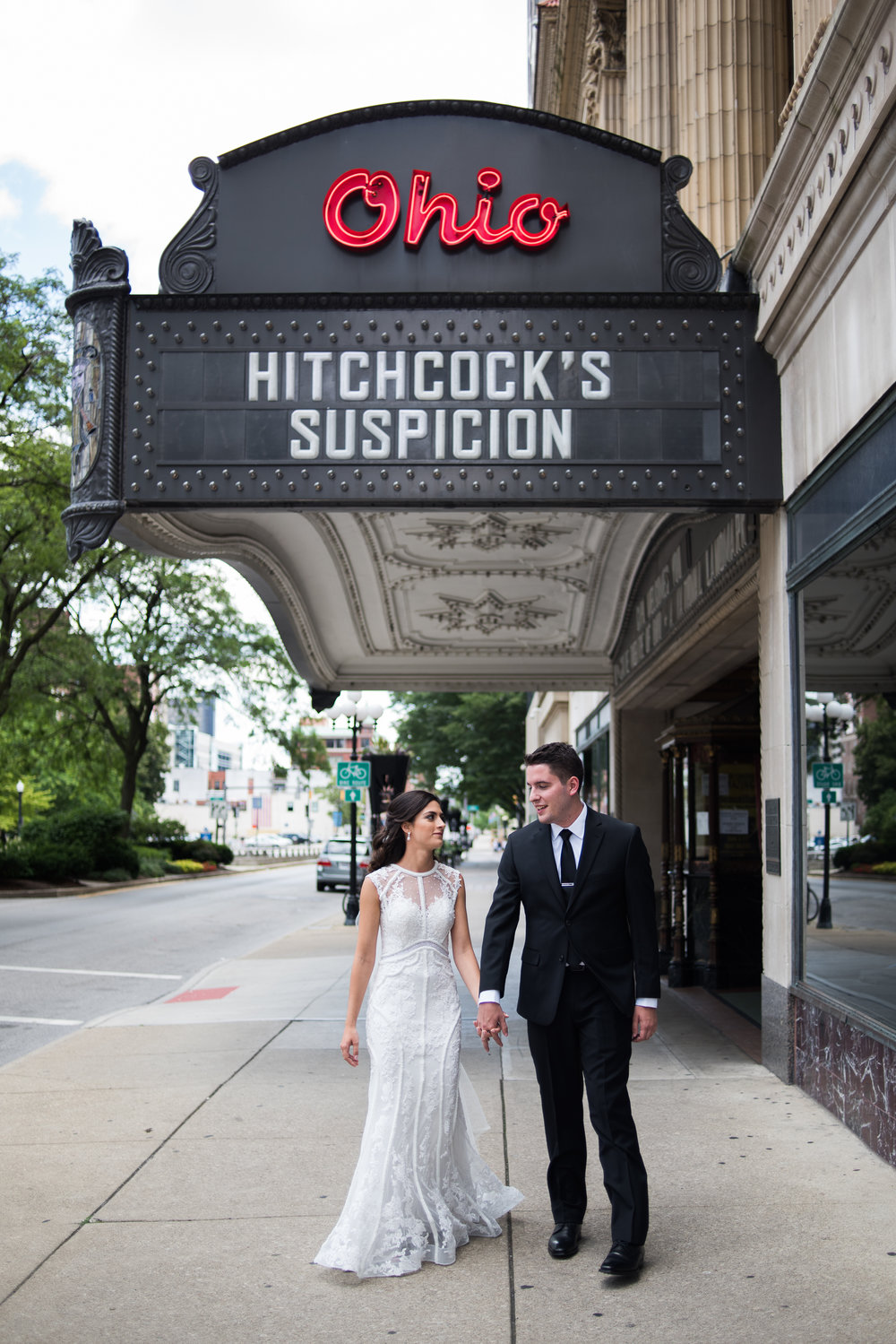 Angela and Eric Wedding Previews, The Vue Columbus