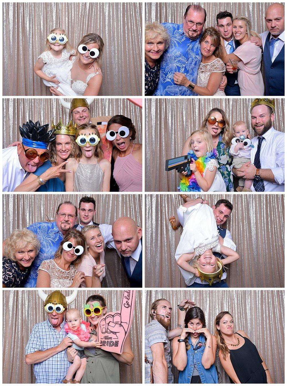 Brittney + Jason | Wedding Day | Aloha Booth | Wedding Day | Aloha Booth | Wedding Day | Aloha Booth