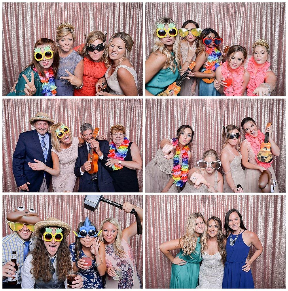 Tiffany + Keith | Wedding Day | Aloha Booth | Wedding Day | Aloha Booth | Wedding Day | Aloha Booth