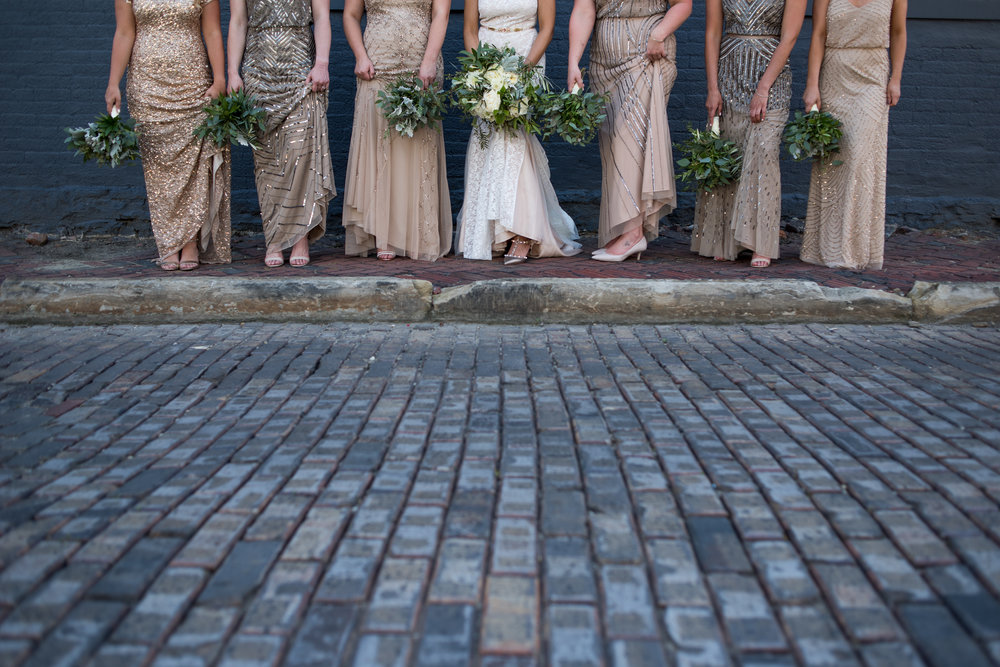 Columbus Wedding Photographer, Bridesmaid Photo Inspiration, Boho Bride