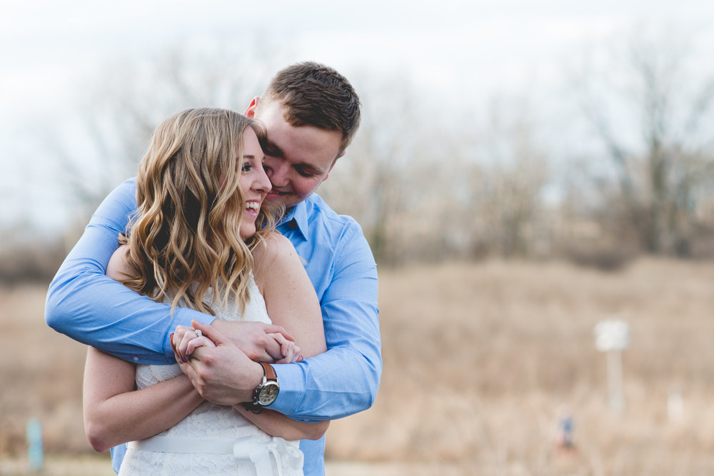 Sydney + Harley Engagement Session