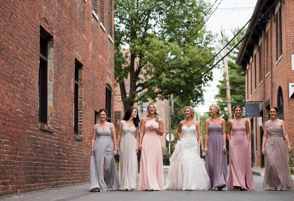 Columbus Wedding Photographer, Columbus Wedding Photography, Bridesmaids, Brett Loves Elle Photography