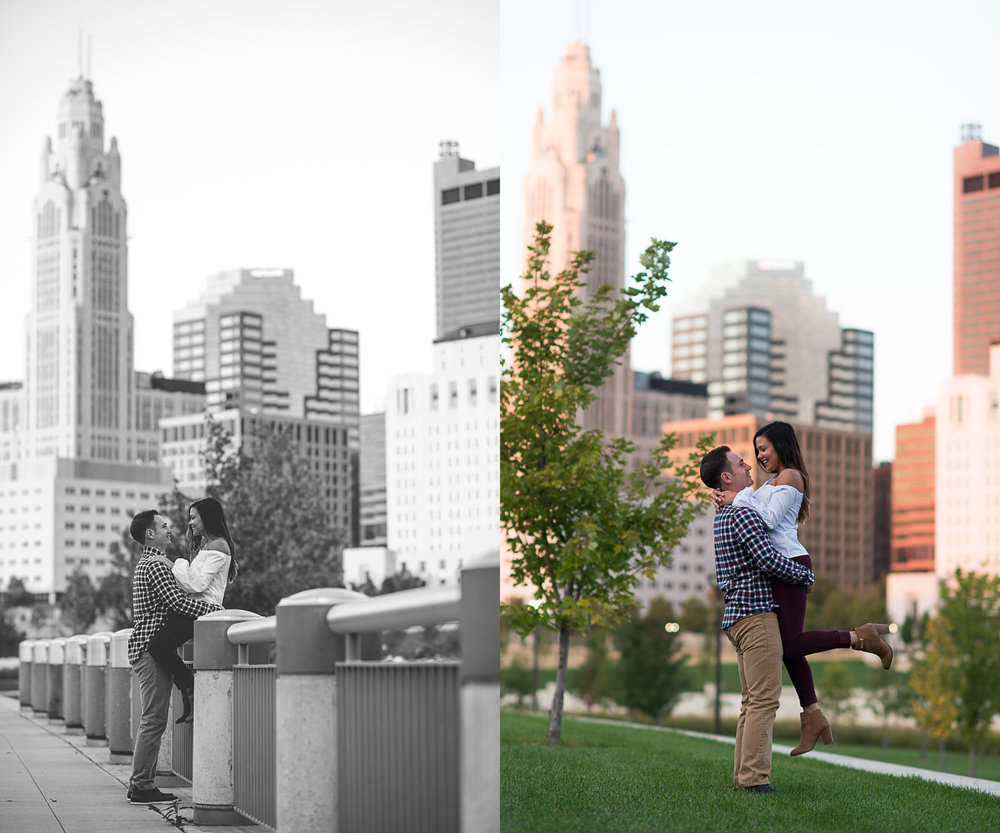 Brett Loves Elle Photography, Columbus Wedding Photography, Columbus Engagement Photographer