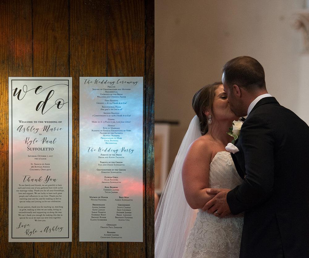 Columbus Wedding Photographers, Brett Loves Elle Photography, Ohio Bride and Groom