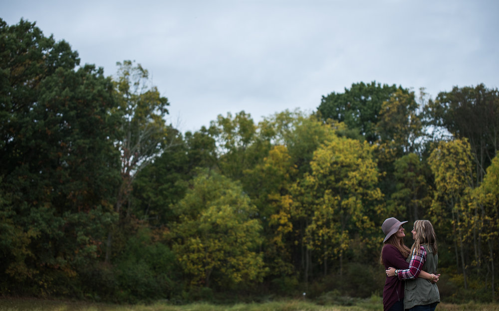 AMY & HANNA'S - Engagement Story & Session Previews