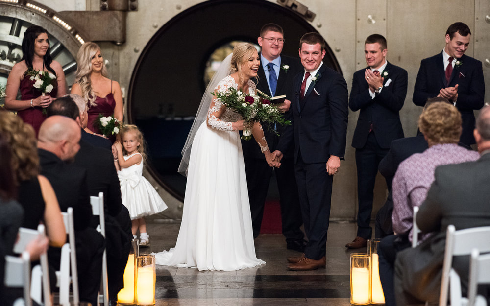 Columbus Wedding Photographer, Columbus Wedding Photography, Brett Loves Elle Photography, The Vault