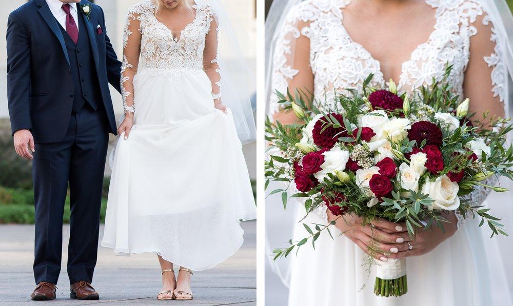 Columbus Wedding Photographer, Columbus Wedding Photography, Brett Loves Elle Photography, Bride and Groom Portrait