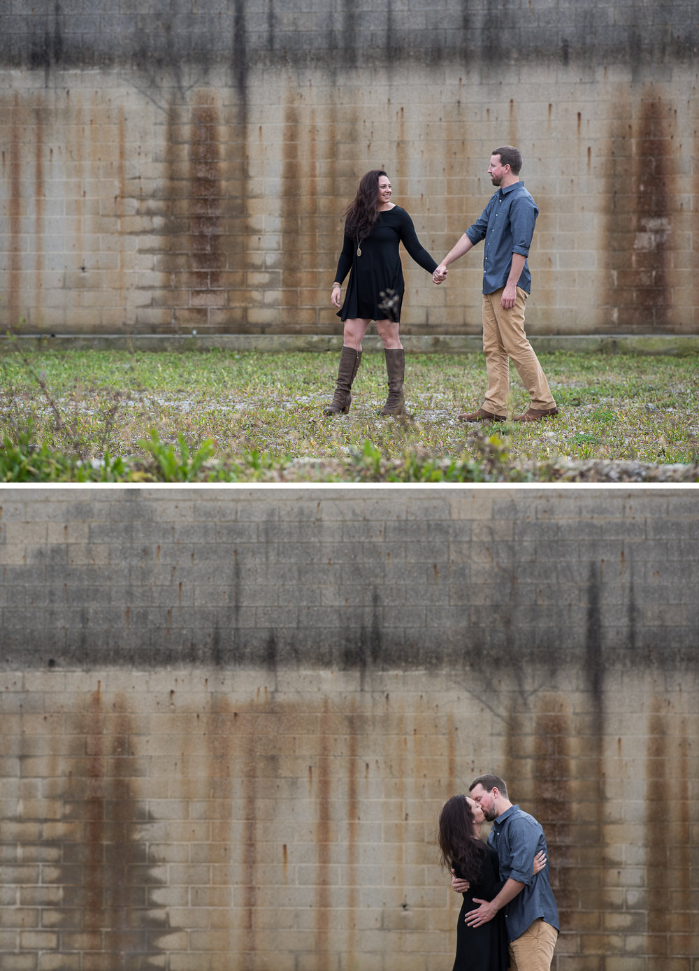 Columbus Wedding and Engagement Photographer, Brett Loves Elle, Land Grant and Surrounding